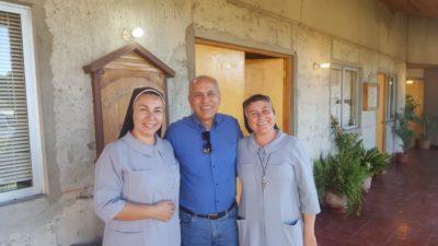 Incontro con le responsabili dell' Hogar San Josè a Los Vilos
