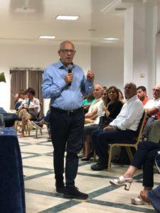 Convegno 2019 pro ICYC: il professor Antonio D'Andrea