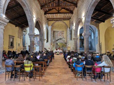 S.Maria della Rosa-Messa per Padre Alceste-2019
