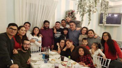I ragazzi della pro-ICYC della Romagna e Marche